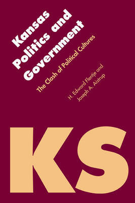 Kansas Politics and Government by H. Edward Flentje image