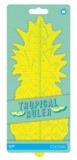 Mustard: Tropical Ruler - Pineapple Shaped Ruler