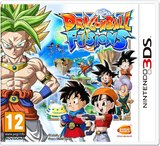 Dragon Ball Fusions for Nintendo 3DS