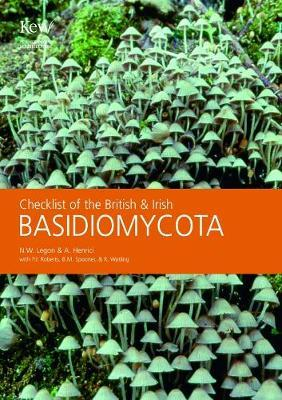Checklist of the British and Irish Basidiomycota by G.E. Wickens image