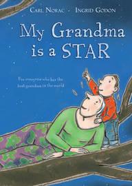 My Grandma is a Star by Carl Norac image