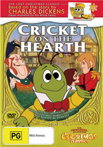 Cricket On The Hearth on DVD