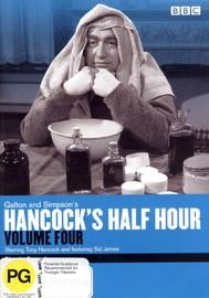 Hancock's Half Hour - Vol. 4 on DVD image