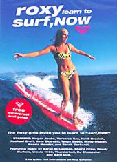 Roxy, Learn To Surf, Now on DVD