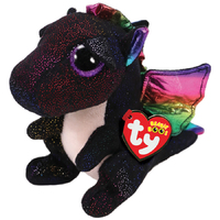 Ty Beanie Boo: Anora Dragon - Small Plush