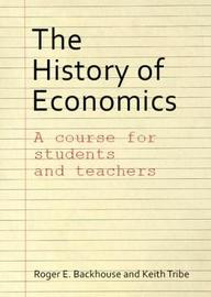 The History of Economics by Roger E. Backhouse