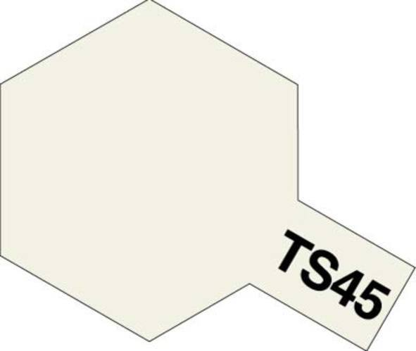 Tamiya TS-45 Pearl White - 100ml Spray Can