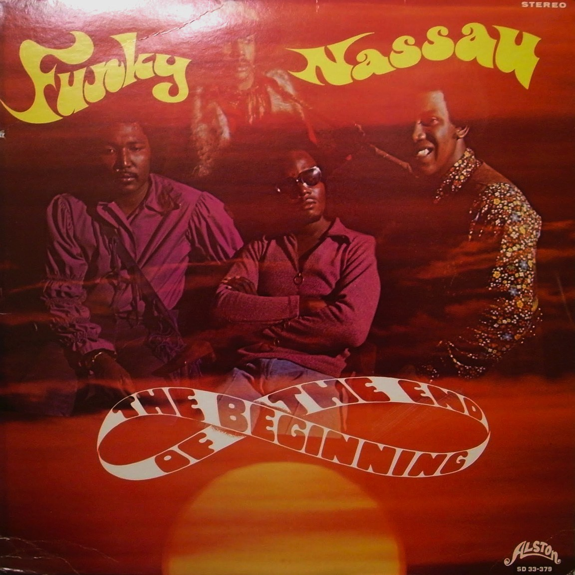 Funky Nassau The Complete Recordings by Beginning Of The End image