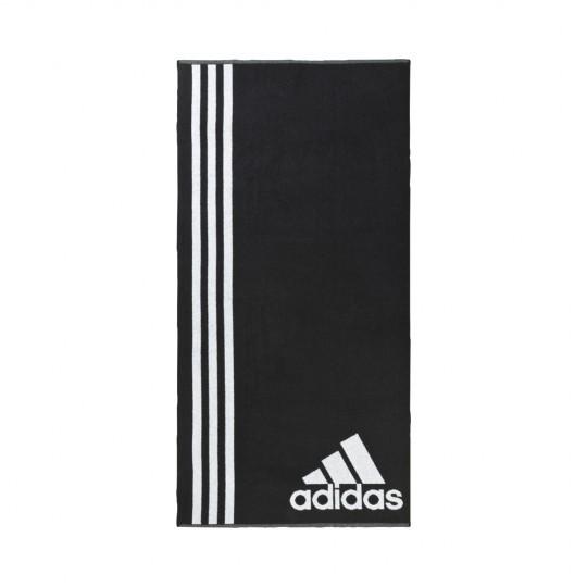 Adidas- Towel Black/White image