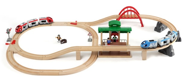 Brio: Railway - Travel Switching Set