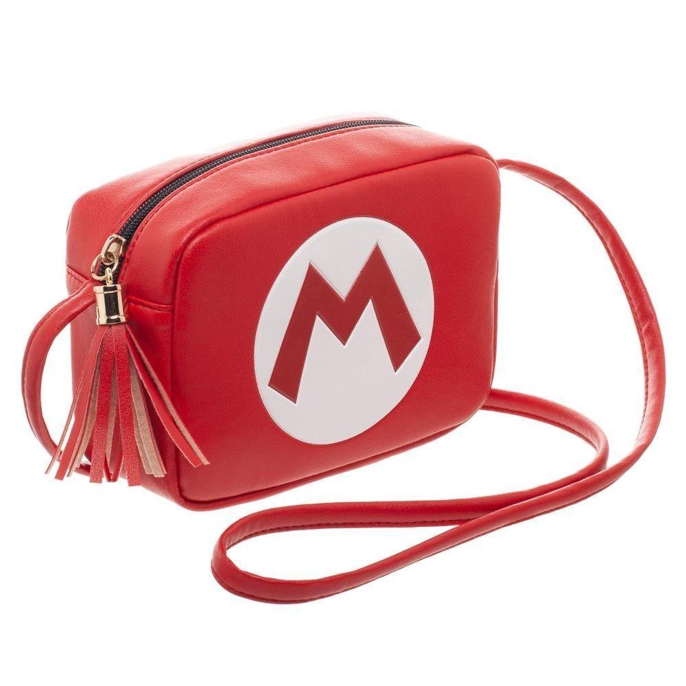 Super Mario Camera Crossbody Bag image