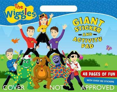 The Wiggles: Giant Sticker and Activity Pad by The Wiggles