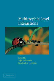 Multitrophic Level Interactions image