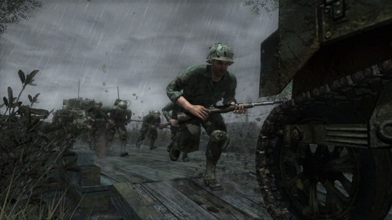 Call Of Duty 3 (Classics) for Xbox 360 image