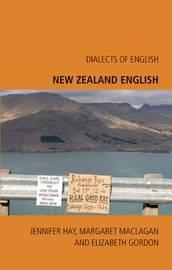 New Zealand English by Jennifer Hay