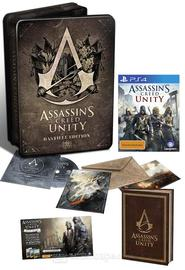 Assassin's Creed: Unity Bastille Edition for PS4