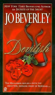 Devilish by Jo Beverley image