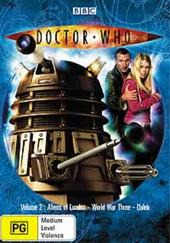 Doctor Who (2005) - Series 1: Vol. 2 on DVD