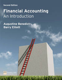Financial Accounting by Augustine Benedict