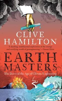 Earthmasters by Clive Hamilton