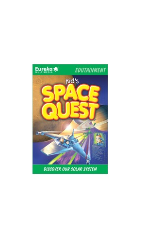 Kid's Space Quest for PC Games image