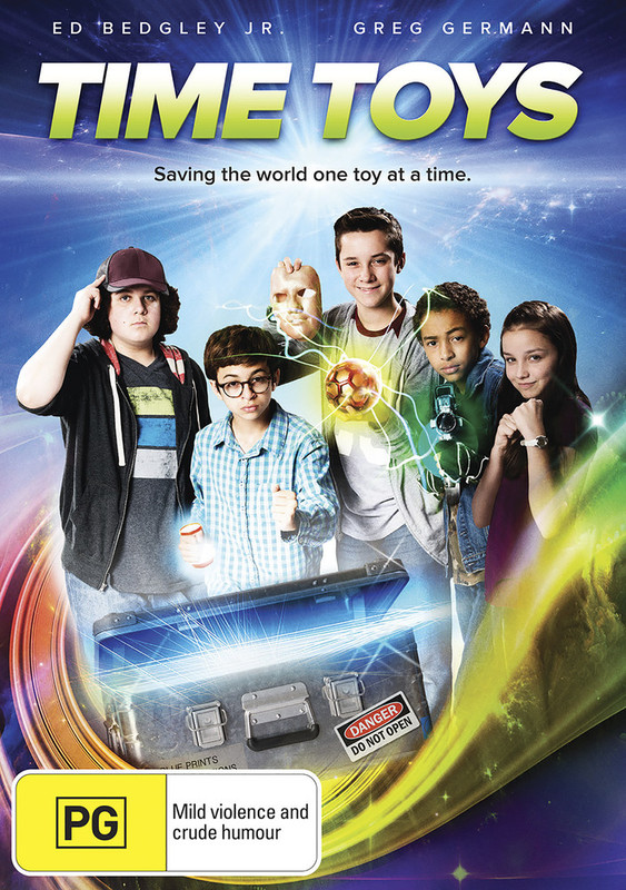 Time Toys on DVD
