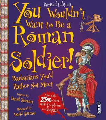 You Wouldn't Want To Be A Roman Soldier! by David Stewart image