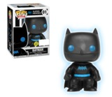 Justice League - Batman (Silhouette Glow) Pop! Vinyl Figure