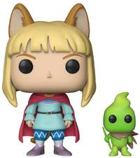 Ni No Kuni 2 - Evan with Higgledy Pop! Vinyl Figure