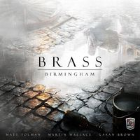 Brass: Birmingham - Board Game