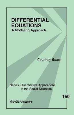 Differential Equations by Courtney M. Brown image