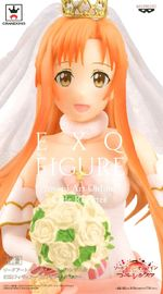 EXP Figure Wedding Asuna (Sword Art Online Code Register) - PVC Figure