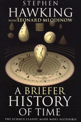 A Briefer History of Time by Stephen Hawking image
