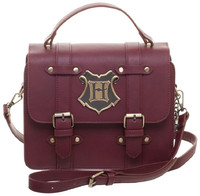 Harry Potter Satchel Handbag - Hogwarts