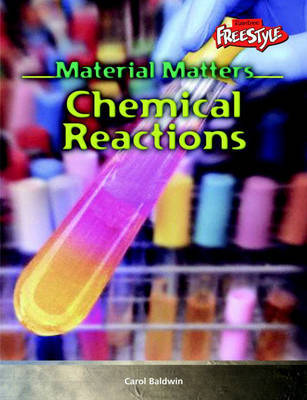 Chemical Reactions by Carol Baldwin image
