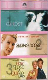 Ghost / Sliding Doors / How To Lose A Guy In 10 Days on DVD