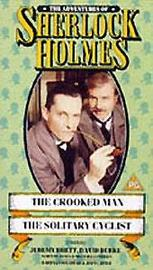 Sherlock Holmes, The Adventures Of - Vol 7  The Crooked Man, The Speckled Band, The Naval Treaty, The Solitary Cyclist, A Scanda on DVD