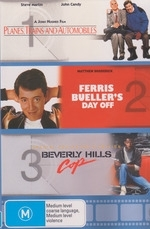 Planes Trains Automobiles /Ferris Buellers DO/Beverly HC  on DVD
