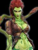 Batman Arkham City Play Arts Kai Poison Ivy Action Figure