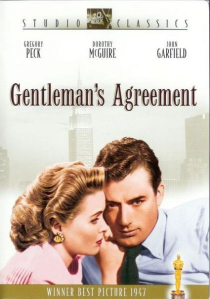 Gentleman's Agreement on DVD