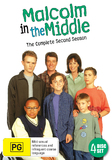 Malcolm in the Middle - Season 2 DVD
