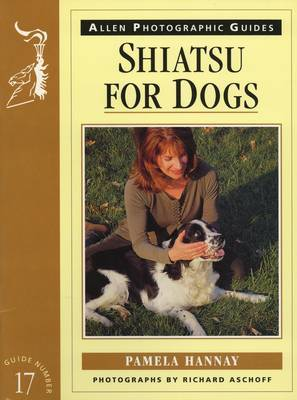 Shiatsu for Dogs by Pamela Hannay image