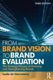 From Brand Vision to Brand Evaluation by Leslie de Chernatony image