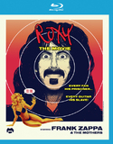 Frank Zappa - Roxy: The Movie (Live At The Roxy Theatre, California / 1973) on Blu-ray