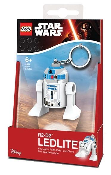LEGO Star Wars Keyring LED Light - R2D2 image