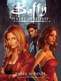 Buffy The Vampire Slayer: Panel To Panel-seasons 8 & 9 by Joss Whedon