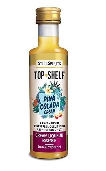 Still Spirits Top Shelf Pina Colada Cream Liqueur Essence