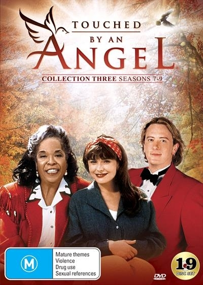 Touched By An Angel - Collection Three (Seasons 7-9) on DVD image