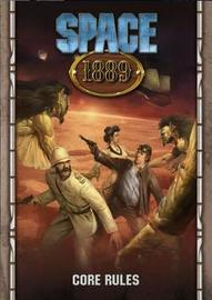 Space 1889: Revised Edition - Core Rulebook