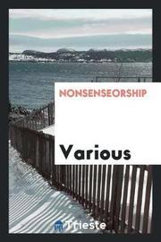 Nonsenseorship by Various ~ image